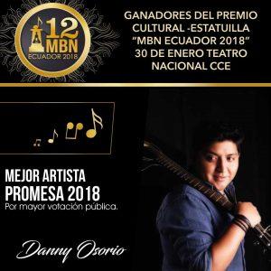 danny osorio promesa 1
